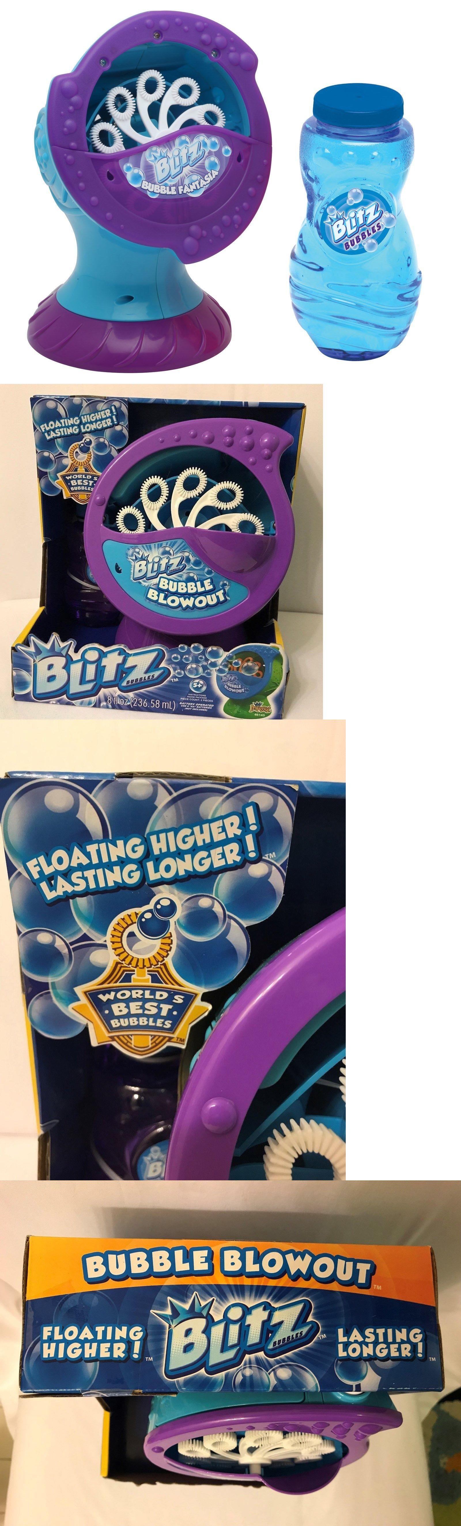 Bubble Toys 145977 Imperial Toy Bubble Blitz Bubble Blowout Party
