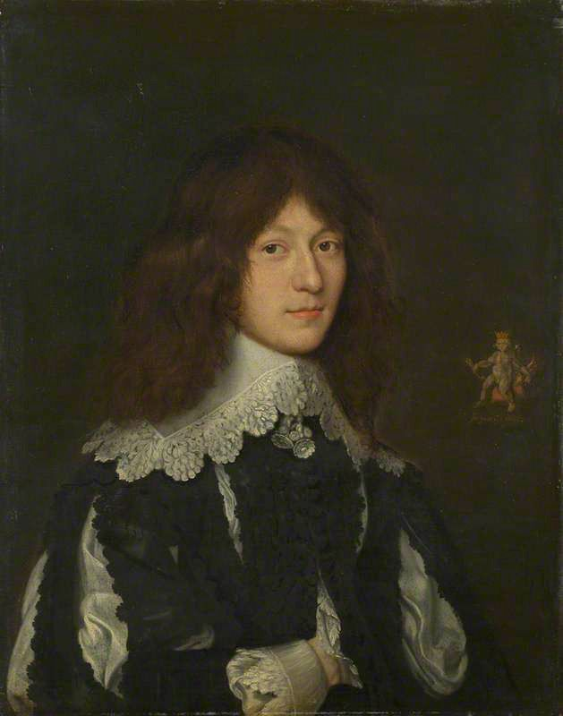 Ab 16351640 Dutch School  Portrait of a Young Man in Black National Gallery London