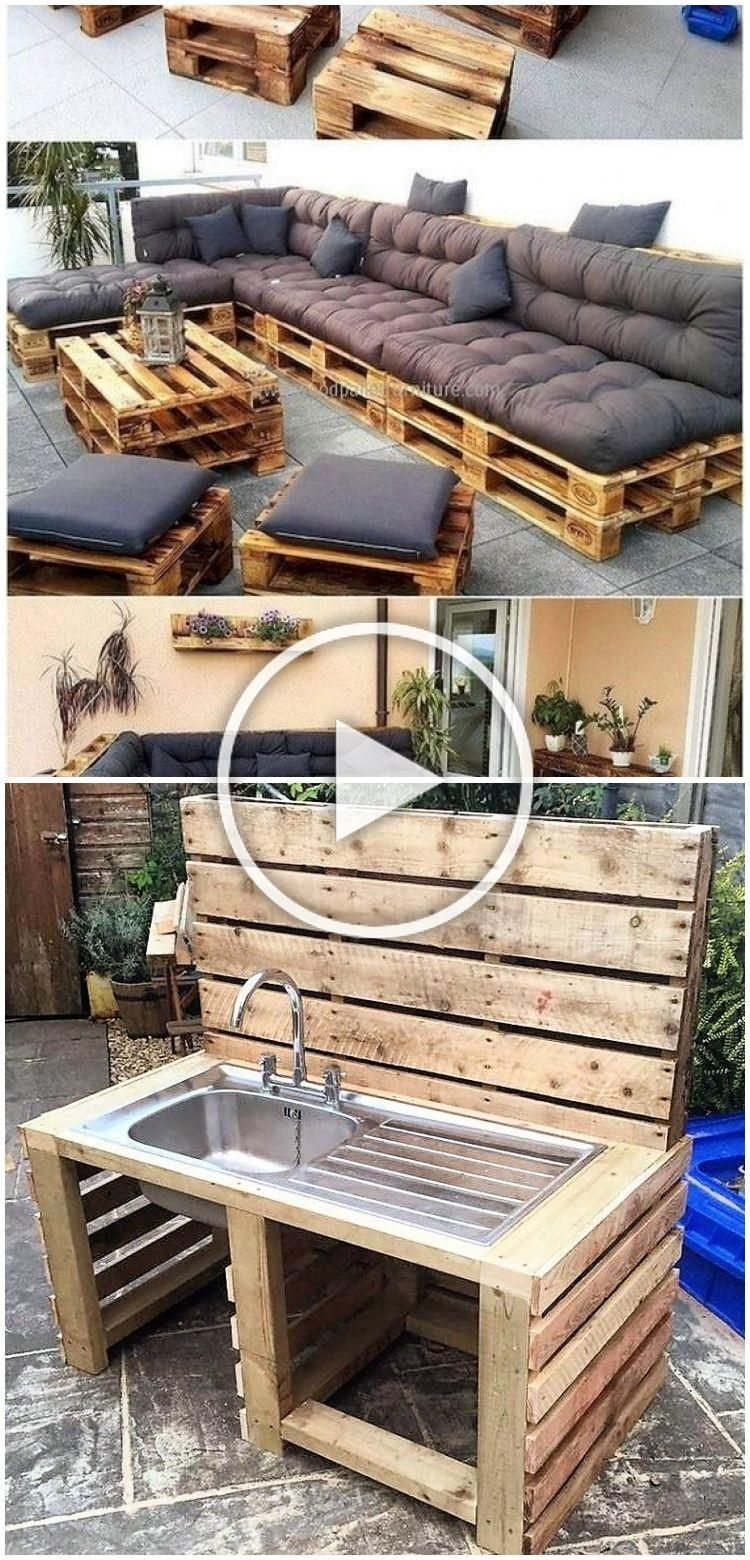 30 Easy And Cheap Diy Pallet Furniture Ideas To You 21 Maanitech