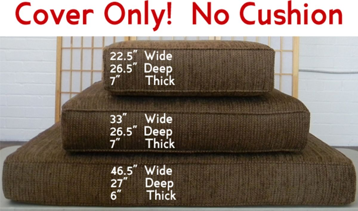 Luxury Couch Cushion Covers