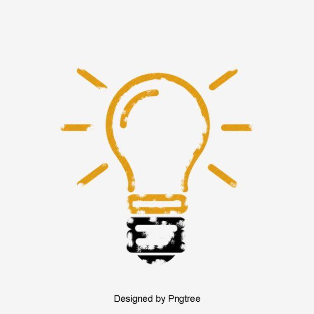 ضوء لمبة رسمت باليد مصباح الرسم لمبة ضوء Painting Lamps Bulb Old Lamps