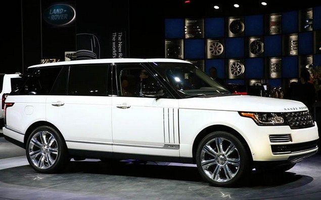This Is The Most Expensive Range Rover ever - Most Reliable Luxury Cars