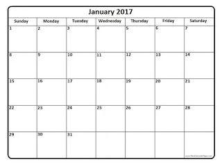 Free Printable Calendar January June Calendar Printable