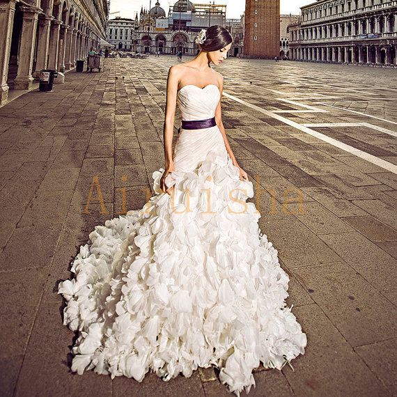 Best 25+ Organza Wedding Dresses Ideas On Pinterest