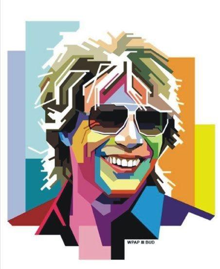 Modern Art :: Bon Jovi Pop Art - by Bood
