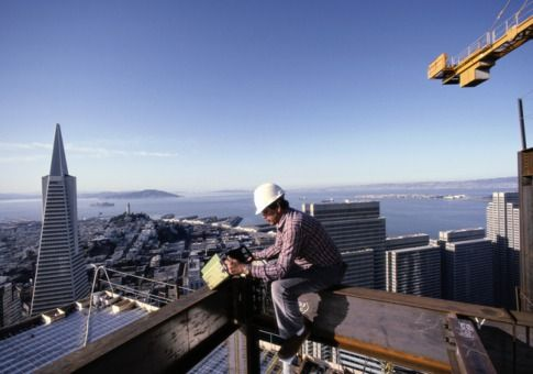 In Pictures America S Most Dangerous Jobs Dangerous Jobs Life Insurance Life