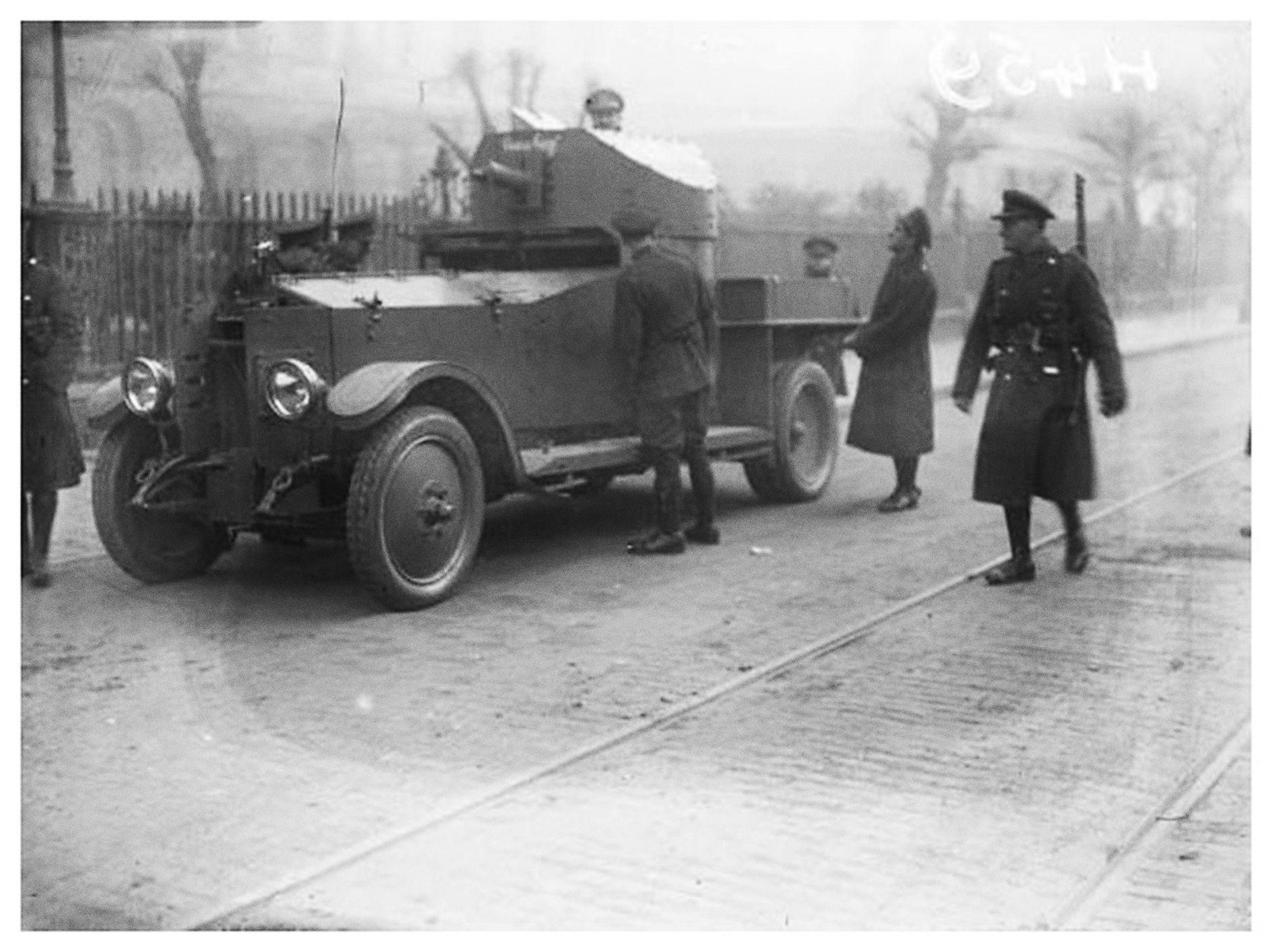 irish armoured vehicles - Google Search | Irish Military History ...