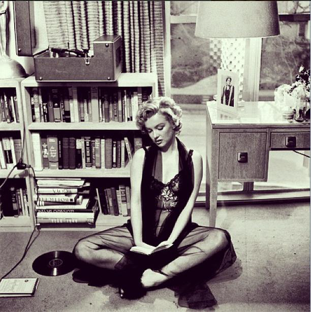 I want to sit on the floor and listen to records