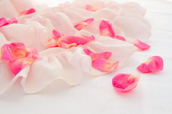 Add a tablespoon of rosewater to one cup of distilled H2O for a softening toner.