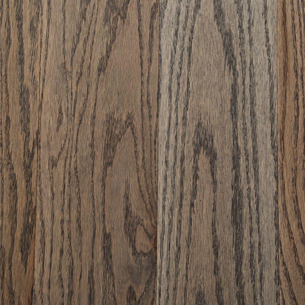 Bruce American Originals Coastal Gray Oak 3/4 in. T x 5 in