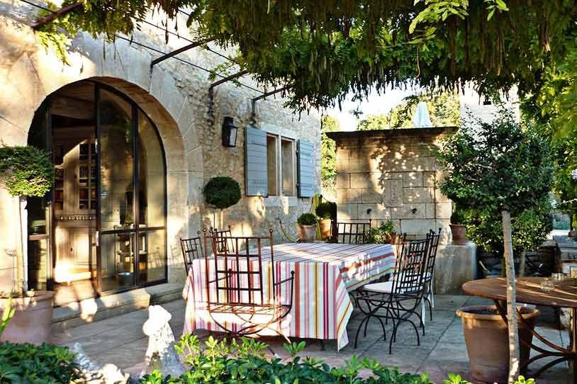 St Marc, Gordes, Provence, France