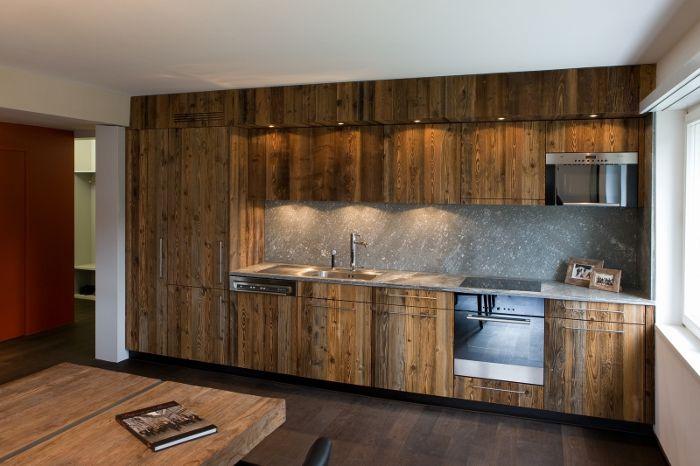 altholz kitchen pinterest altholz bauernhaus und k che. Black Bedroom Furniture Sets. Home Design Ideas