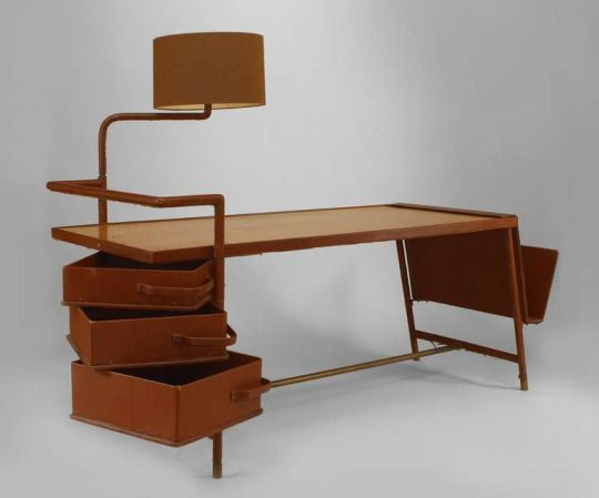 tilmanator Jacques Adnet Pinterest Vintage furniture