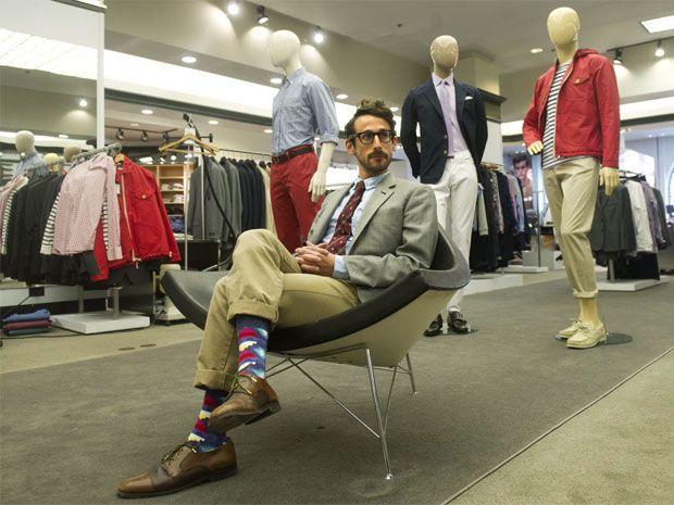 Mens style tips for summer (hint: bold socks!)
