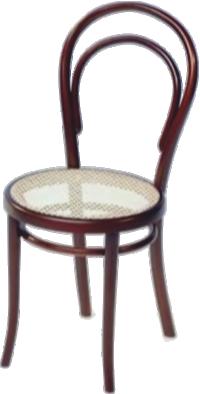 michael thonet y el no 14 silla thonet varios mobiliario de madera curvada sillas sillas. Black Bedroom Furniture Sets. Home Design Ideas
