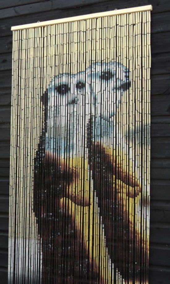 best beaded curtain ever meerkats hehehehehehe feathering the nest pinterest bead. Black Bedroom Furniture Sets. Home Design Ideas