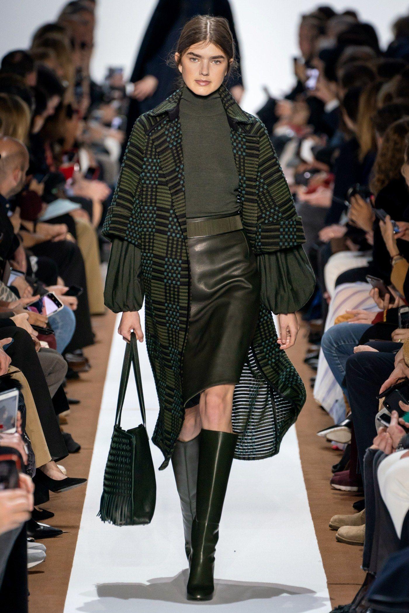 Prêt-à-porter Akris Herbst / Inverno 2019-2020 – Sfilate di moda | Vogue Germania