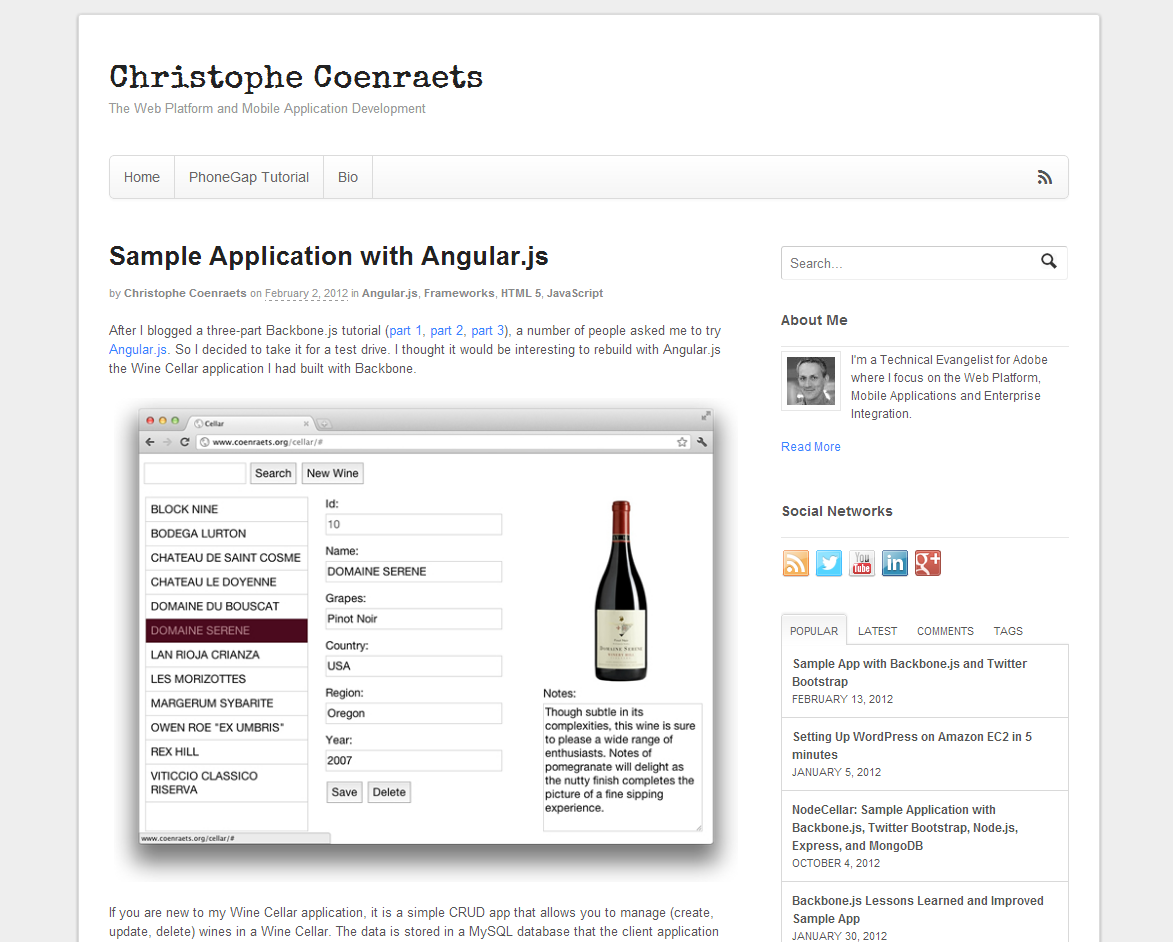 Angular js example applications folks often ask us where they can angular js example applications folks often ask us where they can find source for apps that cover more techniques than the examples on angularjs baditri Choice Image