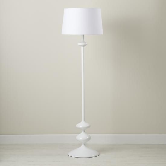 Floor Lamp Base Classy Bedroomthe Land Of Nod  Kids' Floor Lamps White Floor Lamp Base Design Inspiration