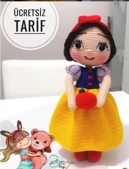 Amigurumi Patterns Crochet Toy Irinka and Masha - PDF files by ...   573x438