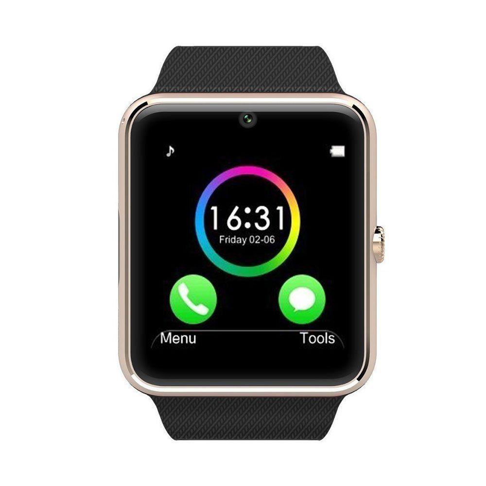 SHONCOSmart Watch Smart Watch, Golden You can get more