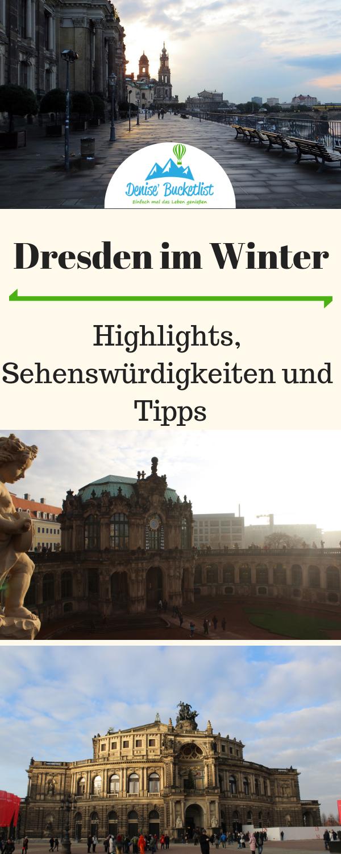 Dresden im Winter: Tipps, Weihnachtsmarkt ...