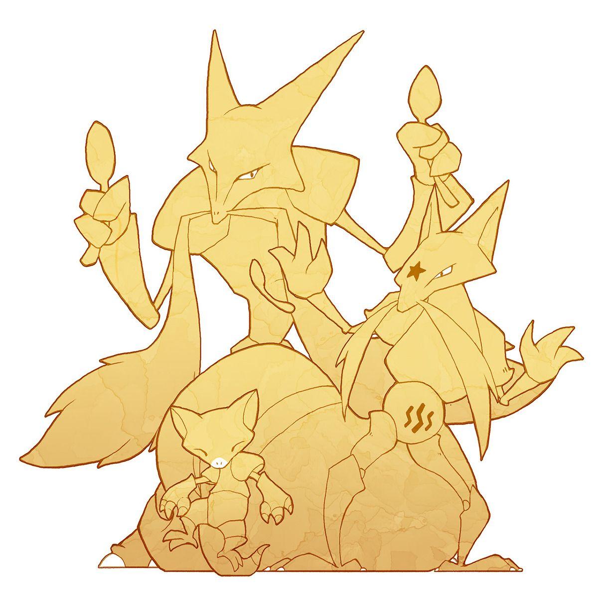 Daily Pokemon on Behance
