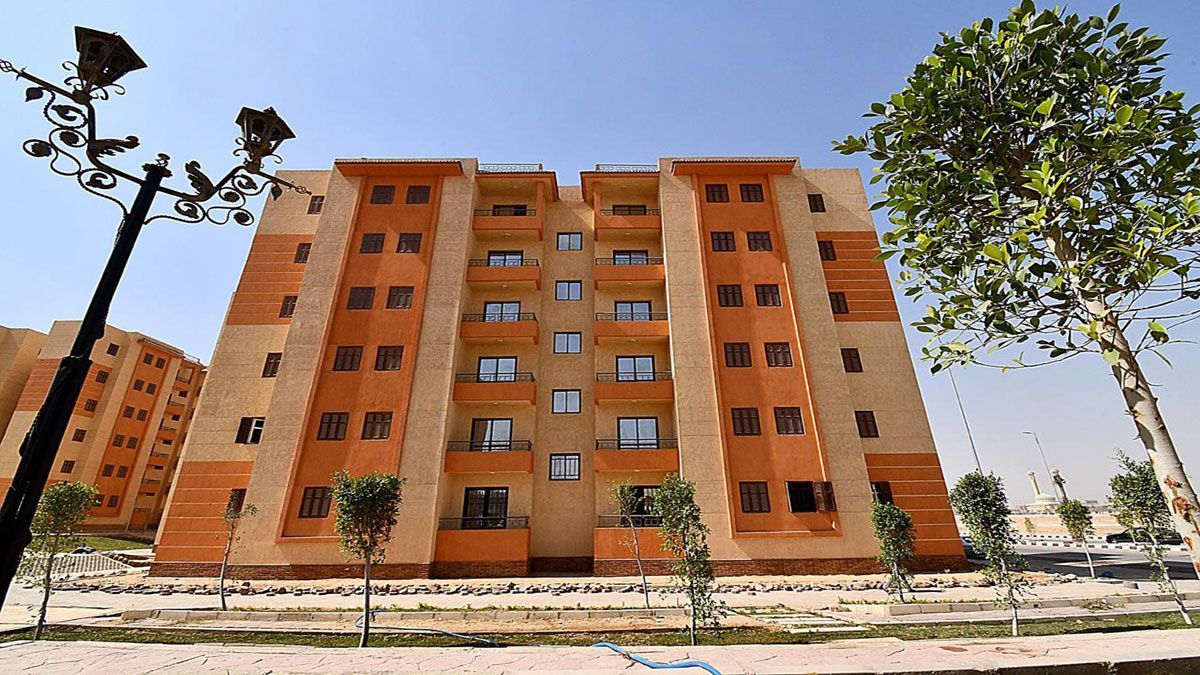 الاسكان الاجتماعي طرح 125 ألف وحدة سكنية كاملة التشطيب لمحدودى الدخل Multi Story Building Building Places To Visit