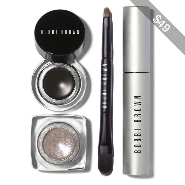 Bobbi Brown Long-Wear Limited Edition Eye Set