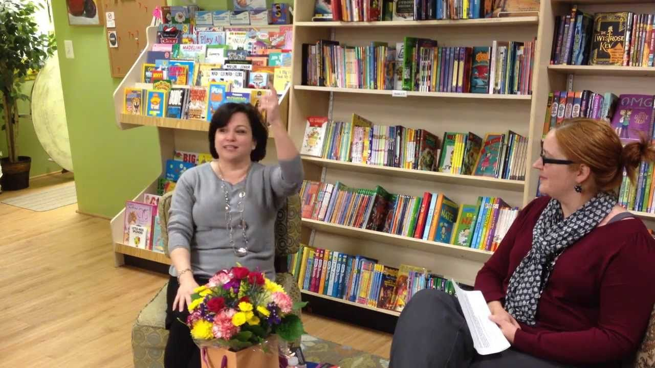 A Video Excerpt From The Event At One More Page Books In Arlington Va Where I Discuss The Inspiration For The Taker Trilogy Trilogy Book Blogger Book Trailers