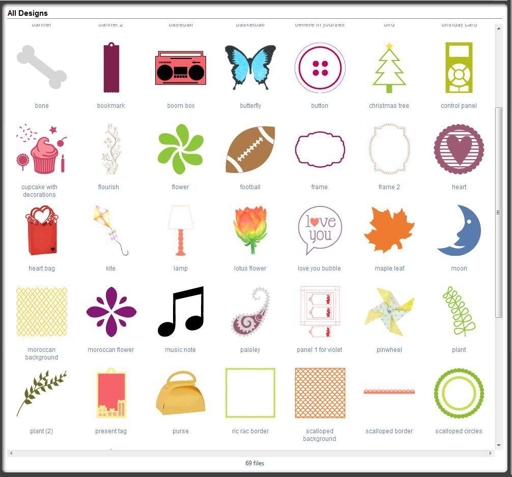 Create Cricut Design Studio Free Cricut Design Studio Software Silhouette Cameo Bolo Pronto Topo De Bolo