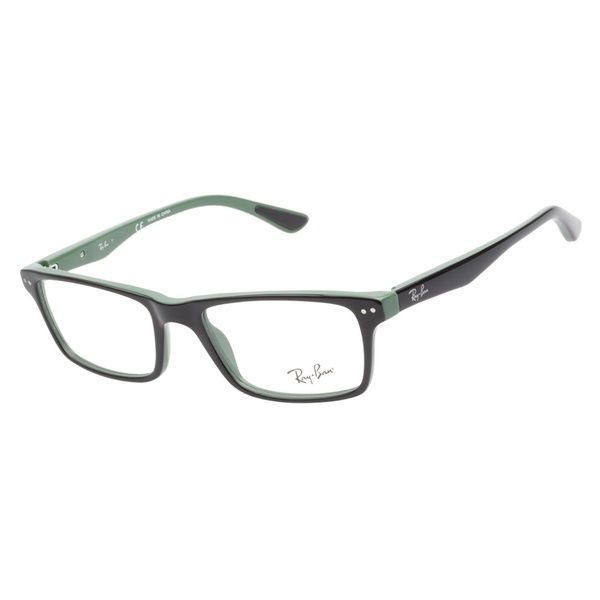 green ray ban prescription glasses