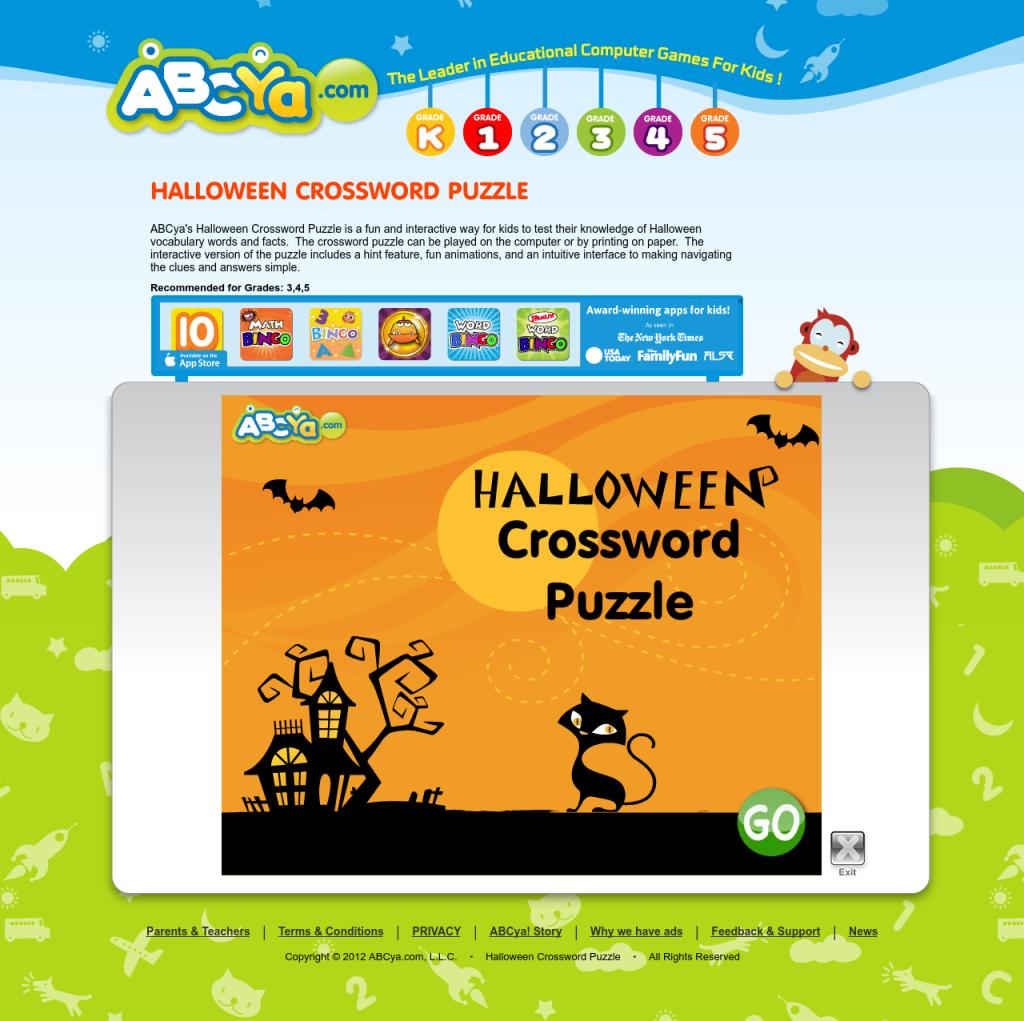 Online Halloween Games On Abcya Halloween