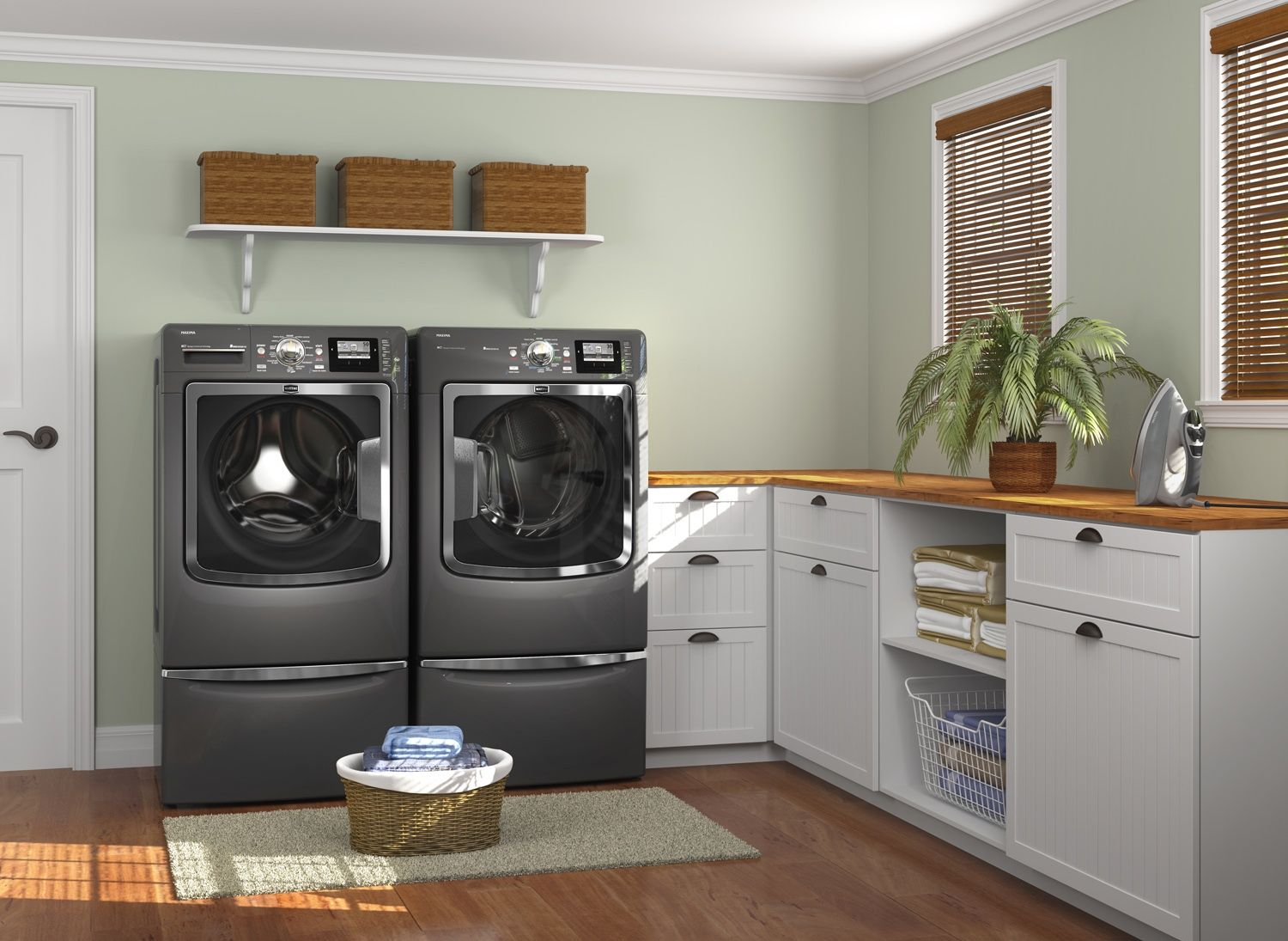 best images about laundry room ideas on pinterest laundry kitchen laundry room design - Utility Room Design Ideas