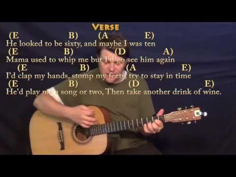 The Ballad Of Curtis Loew Lynyrd Skynyrd Strum Guitar Cover Lesson