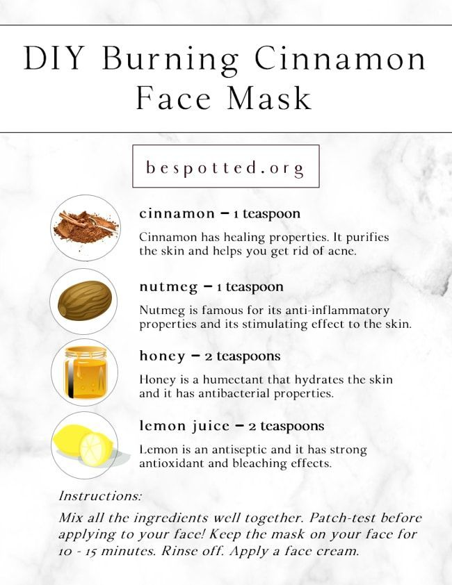 Photo of Burning Cinnamon Face Mask Will Even Out Your Complexion! | Be Spotted #Cucumber…