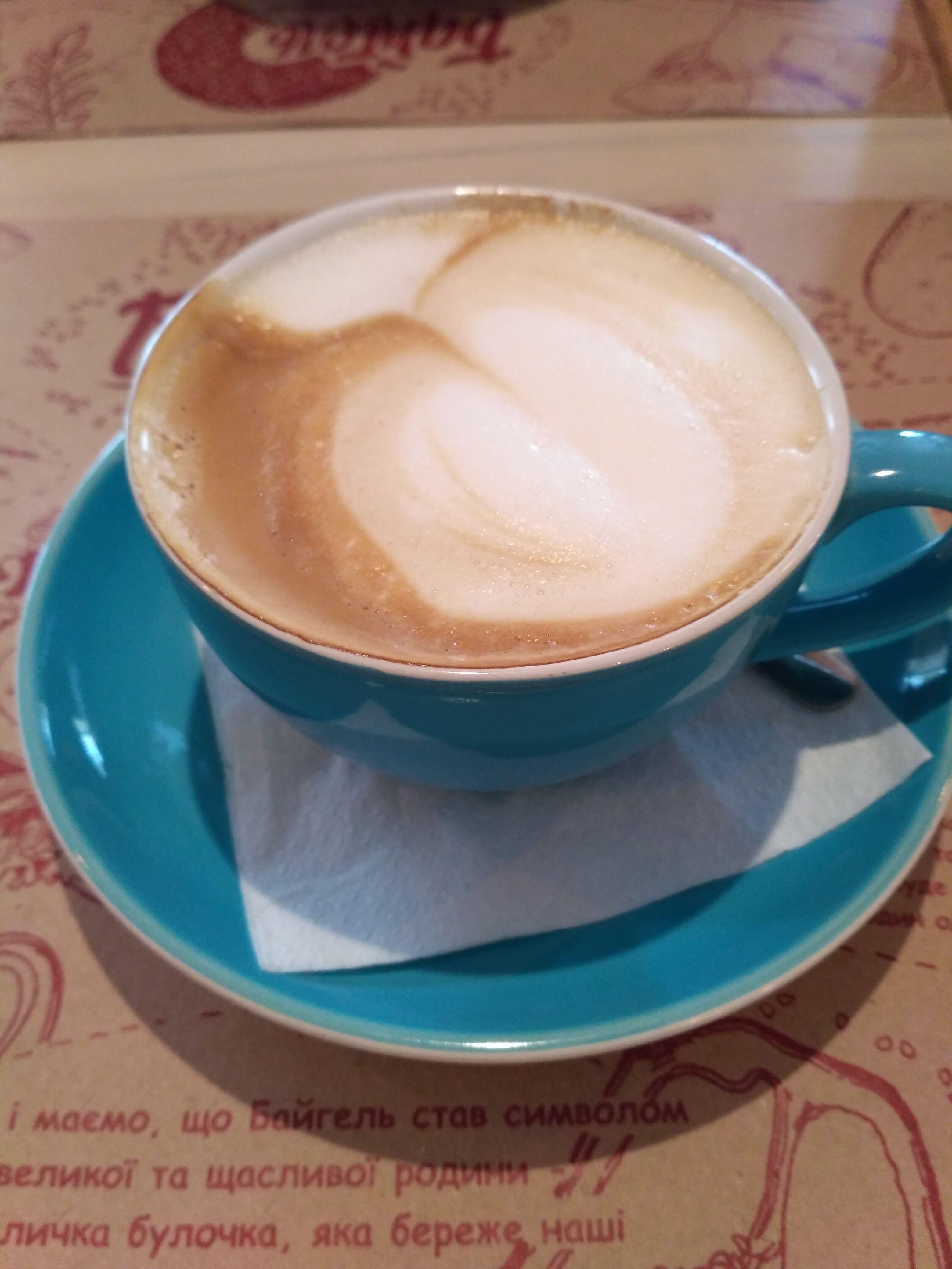 фото чашка кави
