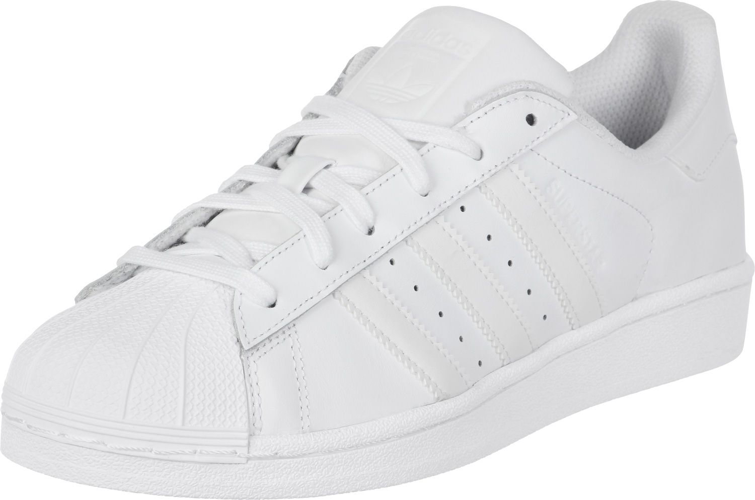 adidas superstar dames black