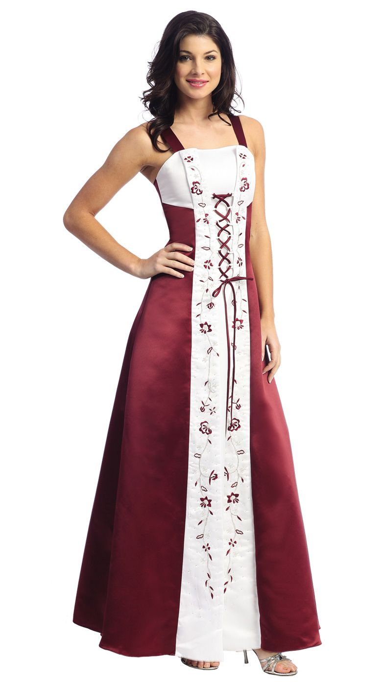 Clearance burgundy prom dress cross tie medieval burgundy dress clearance burgundy prom dress cross tie medieval burgundy dress size 2xl ombrellifo Choice Image