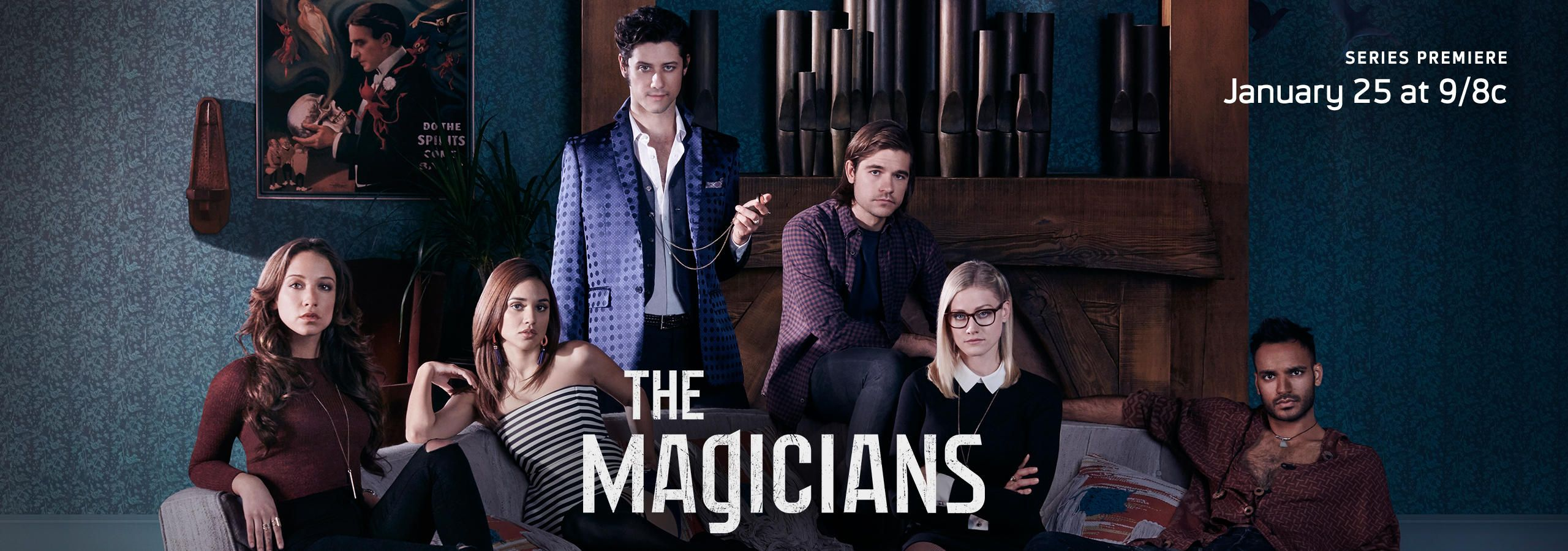 This show is amazing. I'm hooked!!