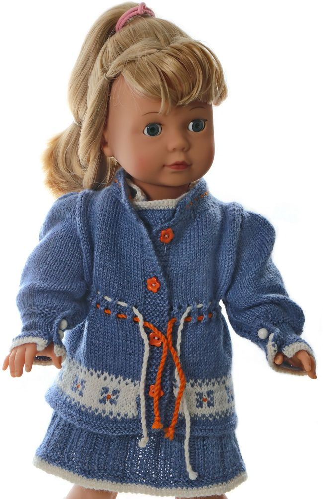Dolls Clothes Knitting Patterns To Download Crochet And Knitting