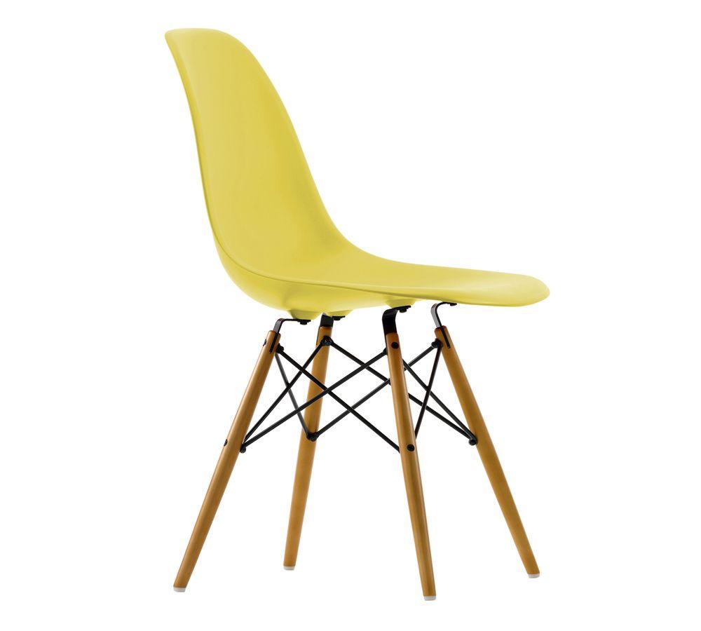 Eames Chair Wien eames stol dsw limited edition gul køkken