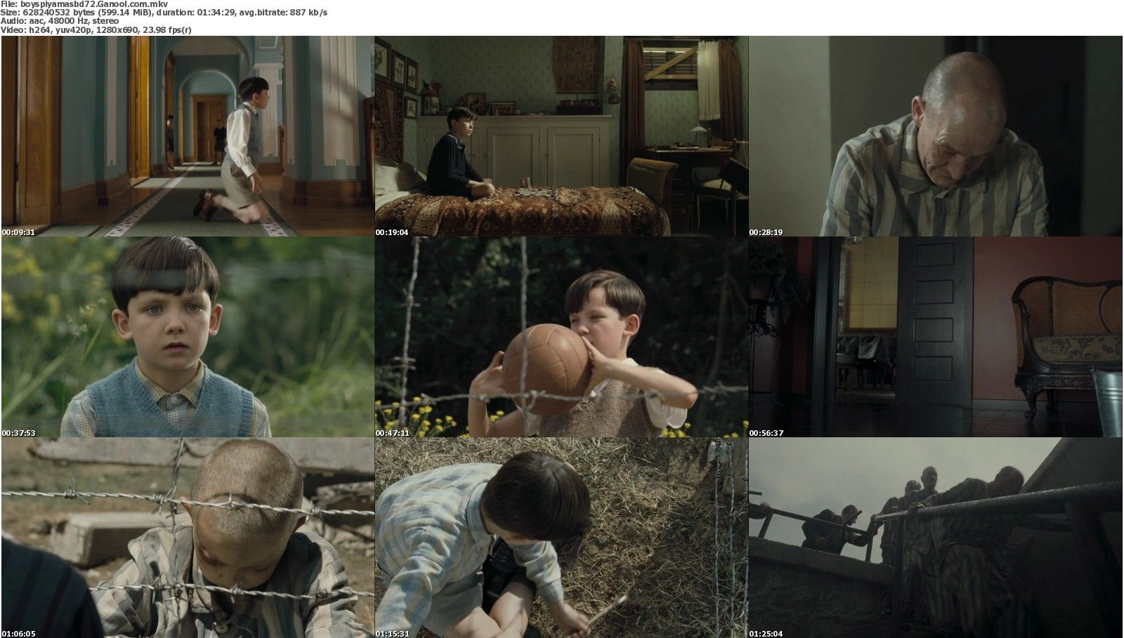 the boy in the striped pajamas movie review Intense, powerful holocaust book offers unique perspective read common sense media's the boy in the striped pajamas review, age rating, and parents guide.