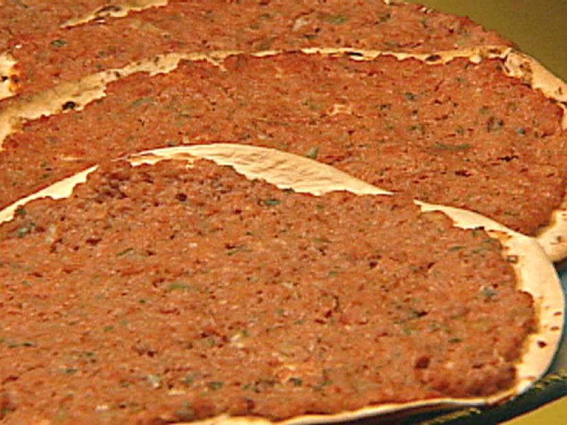 Armenian Pizza (aka Lahmajoon)