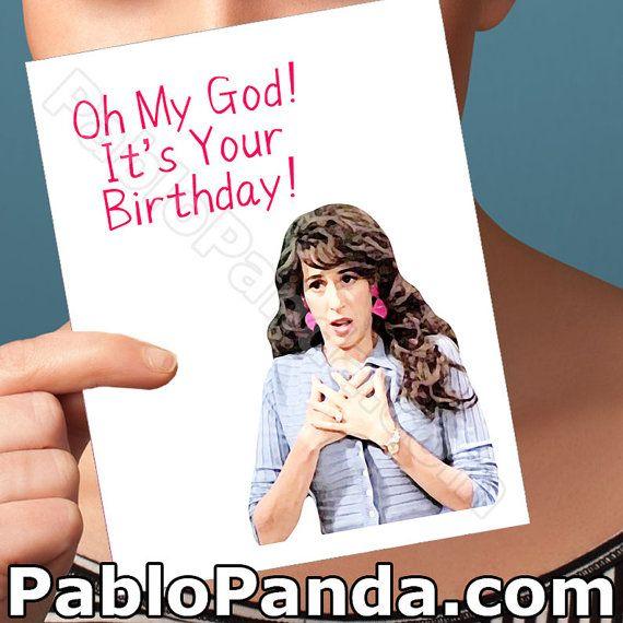 Friends Tv Show Birthday Card Boyfriend Card by PabloPanda – Arrested Development Birthday Card