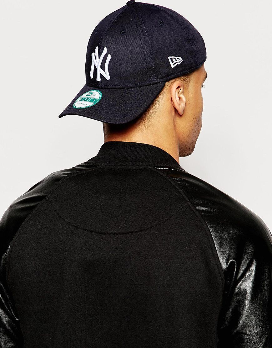0b945bdcaec8d Asos  11.50 New Era 9Forty NY Adjustable Cap