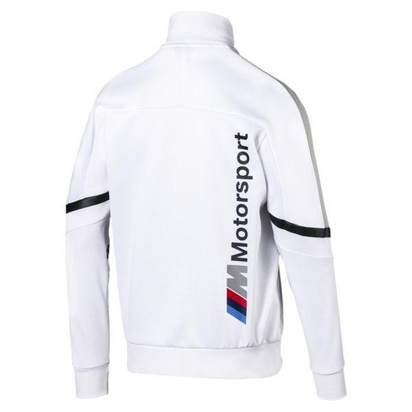 BMW M Motorsport Men's T7 Track Jacket | PUMA US | Track ...