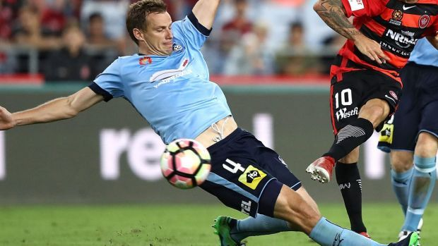 In a record breaking season, Alex Wilkinson states the case for Sydney FC's defence