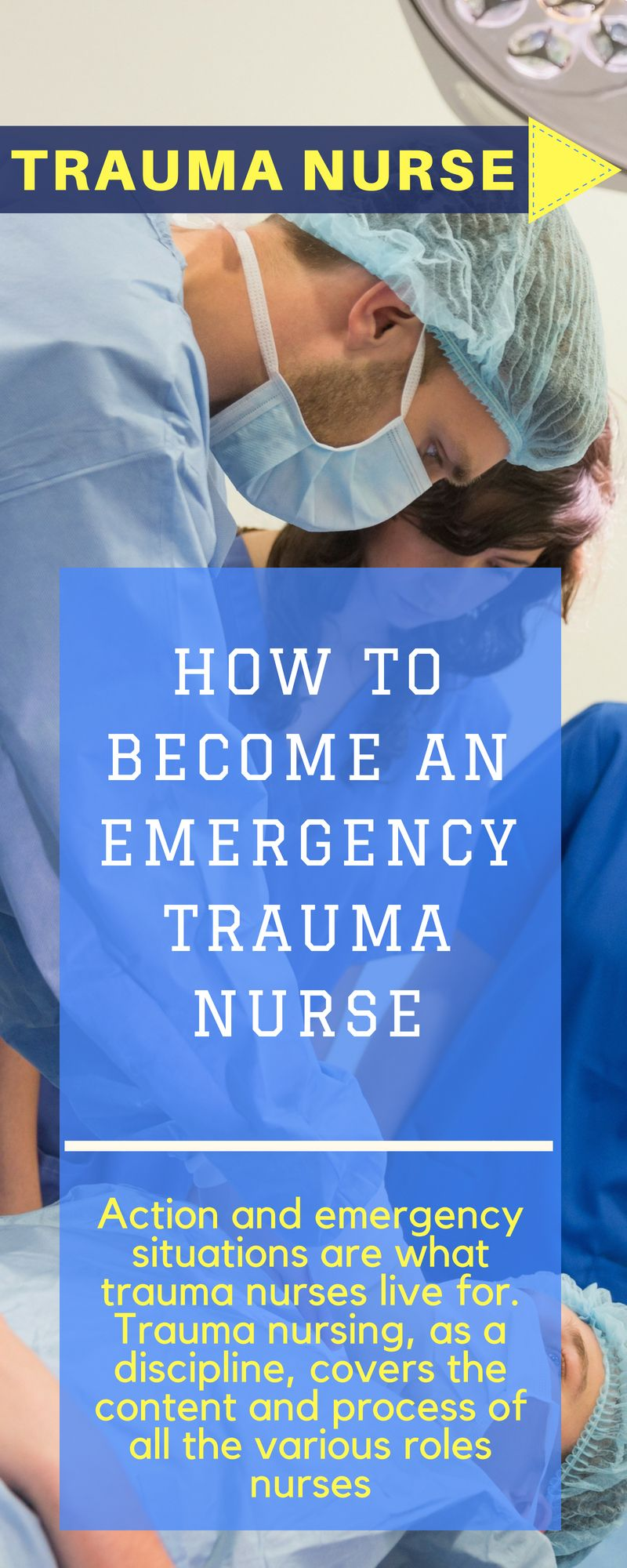 Trauma Nurse Education Salary Job Description Job Requirements