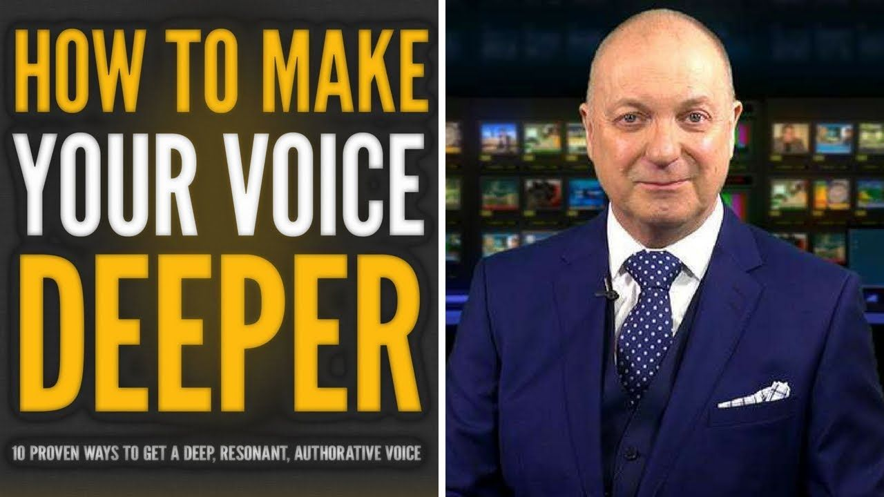 How To Make Your Voice Deeper 10 Ways To Get A Deep Voice Vocal Warm Up Exercises Workout Warm Up Voice Training Exercises